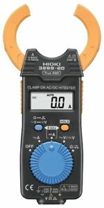 Hioki 3288 20 True Rms Clamp Ac dc Meter