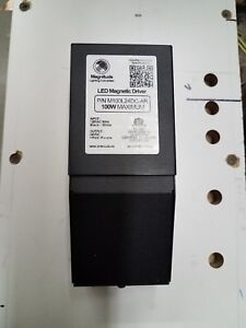 Led Dimmable Driver 120 Volt To 24 Volt 100 Watts