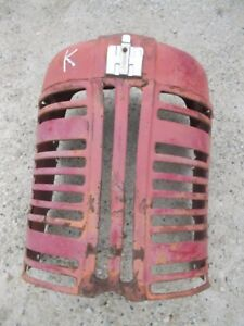 International 300 350 Utility Tractor Orignal Factory Ihc Front Nose Cone Grill