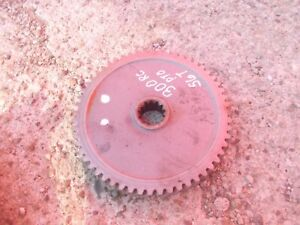 International 300 Rc Tractor Ih Pto Power Take Off Main Drive Gear 56 Teeth