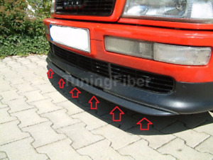Audi 80 Competition Front Lippe S2 V6 Typ 89 B4 16v