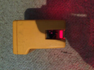 Pacific Laser Systems Pls180 Red Cross Line Laser Level