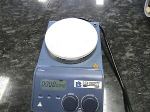 Ls Lab Society Hot Plate Magnetic Stirrer