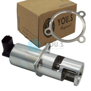 You s Genuine Agr Valve Exhaust Gas Recirculation For Renault Kangoo