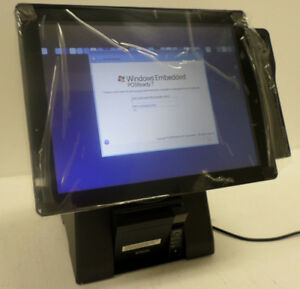 Touch Dynamic Breeze All in one Pos System W Fingerprint Reader