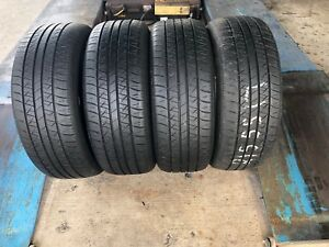 Matching Set Of Four 4 215 55 17 Hankook Optimo H431 Tires With Free Shipping