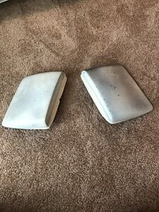 1967 New Ford Mustang Shelby Gt350 Gt500 Lower Side Scoops Pair