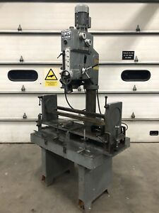 Peterson Tcm 25 Valve Seat Machine Lots Of Tooling Air Table Milling Drilling