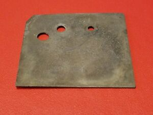 Ford Mercury Autolite 2100 4100 1958 Early 64 Carb Carburetor Heat Shield