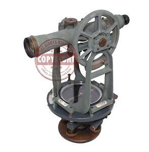 K E Paragon Surveying Transit keuffel Esser Compass Surveyors theodolite