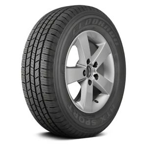 Eldorado Set Of 4 Tires 245 60r18 H Htx Sport All Season