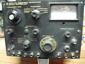 Sound Technology Fm Stereo Receiver Alignment Generator 1000a