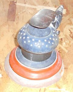 Orbital Air Sander no Name Or Specs On It off A Matco Truck