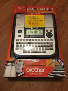 Brother P touch Pt 1830sc Label Printer Label Maker New