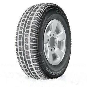 Cooper Set Of 4 Tires 235 75r15 S Discoverer M s Winter Snow Truck Suv