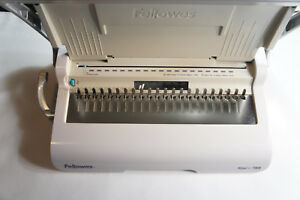 Fellowes Star 150 Manual Comb Binding Machine Excellent