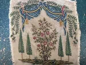 Tree Of Life 18th Century Needlepoint