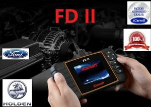 Ford Professional Diagnostic Scan Tool Icarsoft Fdii 1 Year Warranty