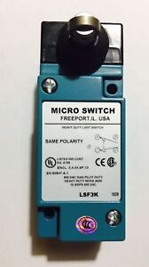 Honeywell Lsf3k Micro Switch