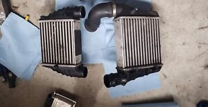 Oem Audi A4 B7 Intercooler left And Right
