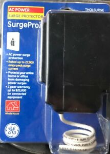 New Ge Ac Power Surge Protector Surgepro Thqlsurge