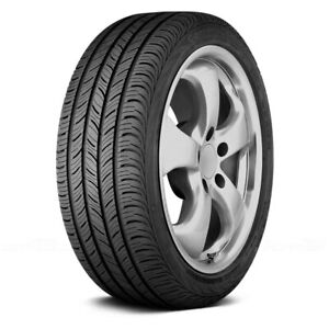 Continental Set Of 4 Tires 235 45r17 H Contiprocontact Sealant All Season