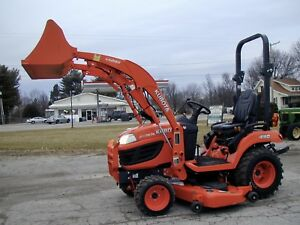 2013 Kubota Bx2670 4x4 Only 159 Hours Nationwide Shipping Available
