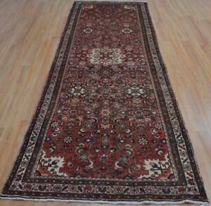3 4x10 7 Beautiful Design Genuine S Antique Persian Hand Knotted Wool Rug Runner