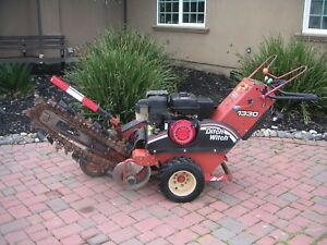 Trencher Ditch Witch 1330 Trencher
