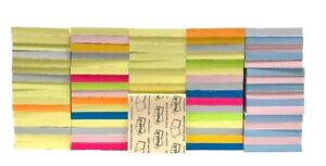 Post it Note Pads Office Sticky Memo 65 Pads 6500 Sheets 3m Multicolor