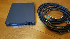 Extron Vsc 700d Video Scan Converter Rgbhv vga To Sdi Composite W cables