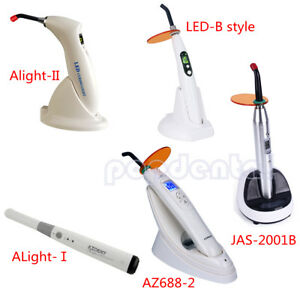 Woodpecker Dental Wireless Cordless Led Curing Light Lamp Led b With Light Meter