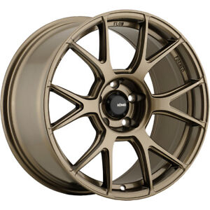 4 New 19x9 5 Konig 56bz Ampliform Wheels Rims 25 5x4 50