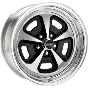 15x7 Cragar 510c Magnum Chrome Wheels Rims 06 5x4 75 Qty 2