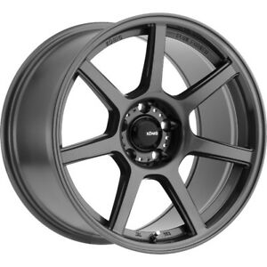 19x10 5 Konig 54gg Ultraform Wheels Rims 25 5x4 50 Qty 4