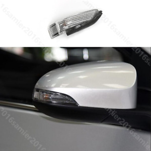 Left Rearview Mirror Side Turn Signal Lamp For Toyota Corolla Avalon C hr Venza
