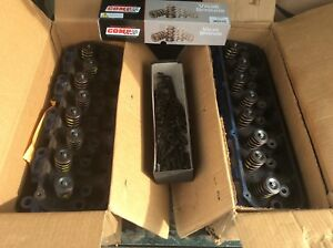 Vintage 68 72 Ford 429 460 72cc 4v Reworked Cyl Heads Matching C8ve a Bolt