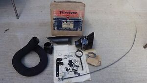 Nos Firestone Hot Water Heater Comfort Conditioning Unit Use W Regal