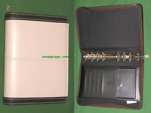Compact 1 0 Pink Faux Leather Franklin Covey 365 Planner Binder Organizer