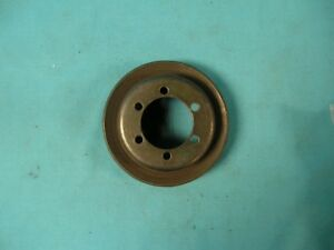New Mopar Dodge Or Plymouth 1966 To 1968 Hemi Lower Crank Pulley