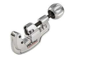 Ridgid 29963 Model 35s Stainless Steel Tubing Cutter 1 4 inch To 1 3 8 inch Tub