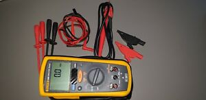 Fluke 1503 Insulation Resistance Tester W Test Leads