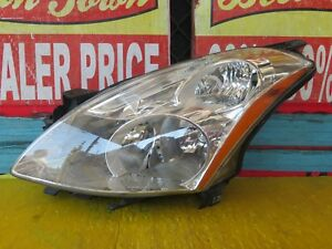 2010 2011 2012 Nissan Altima Left Side Driver Side Headlight Oem
