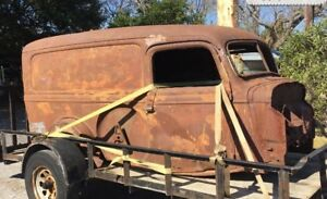 1937 Ford Sedan Delivery Body Pickup Panel Truck Coupe Roadster 1935 1936 Ratrod