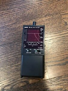Gold Line Music 10 Real Time Spectrum Analyzer