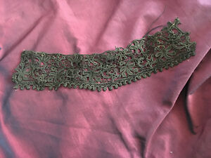 Point Of Venice Lace Fragment