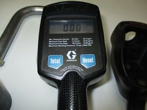 Graco 256215 Electronic Em5 Oil Meter new Electronics