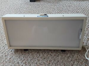 Star Dental X ray Light Box Viewer 15 X 7 W Stand 110v