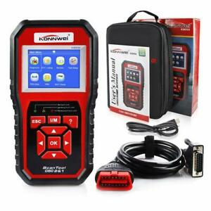 Professional Obd2 Scanner Car Engine Fault Code Reader Can Diagnostic Scan Tool