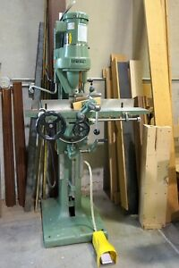 General Model 220 Hollow Chisel Mortiser With Factory Installed Pneumatic
